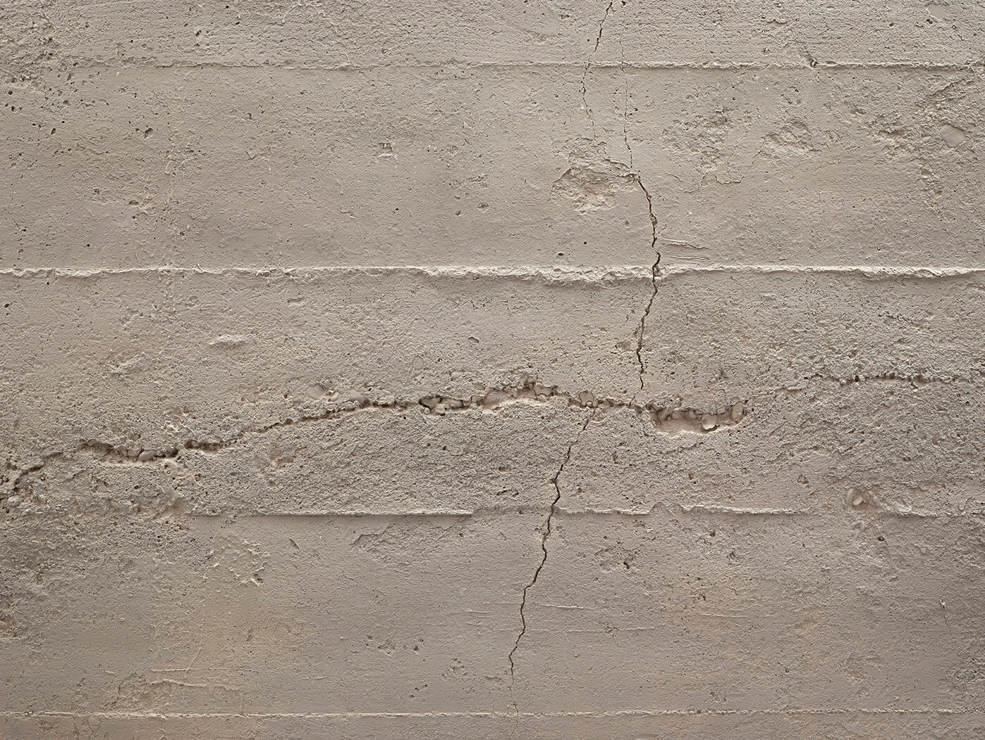 Hormigón horizontal #gris