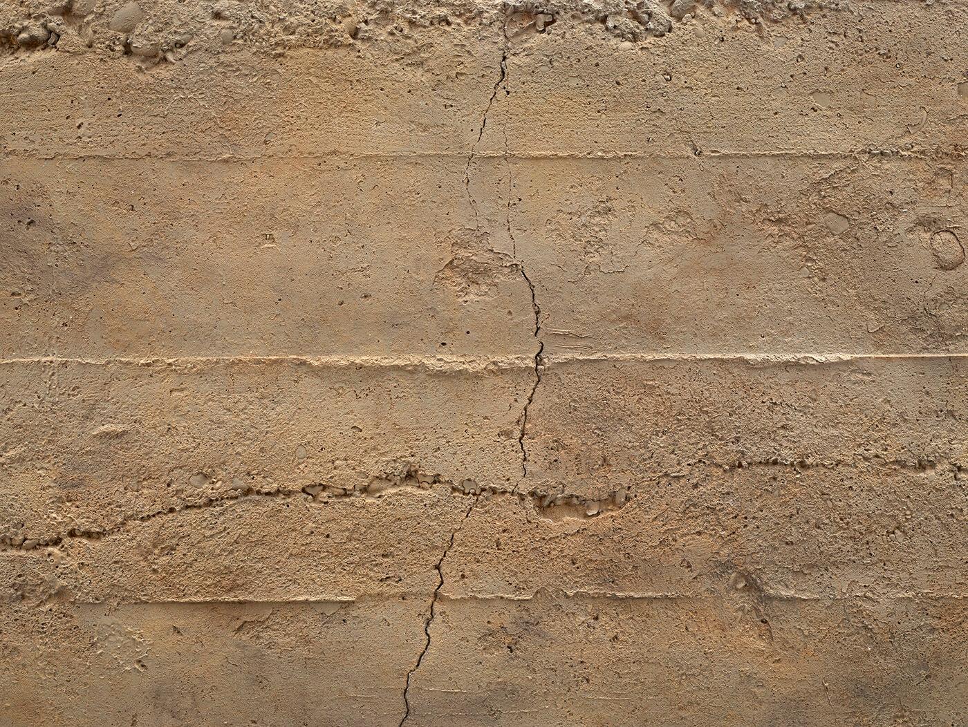 Horizontal Concrete #Rust