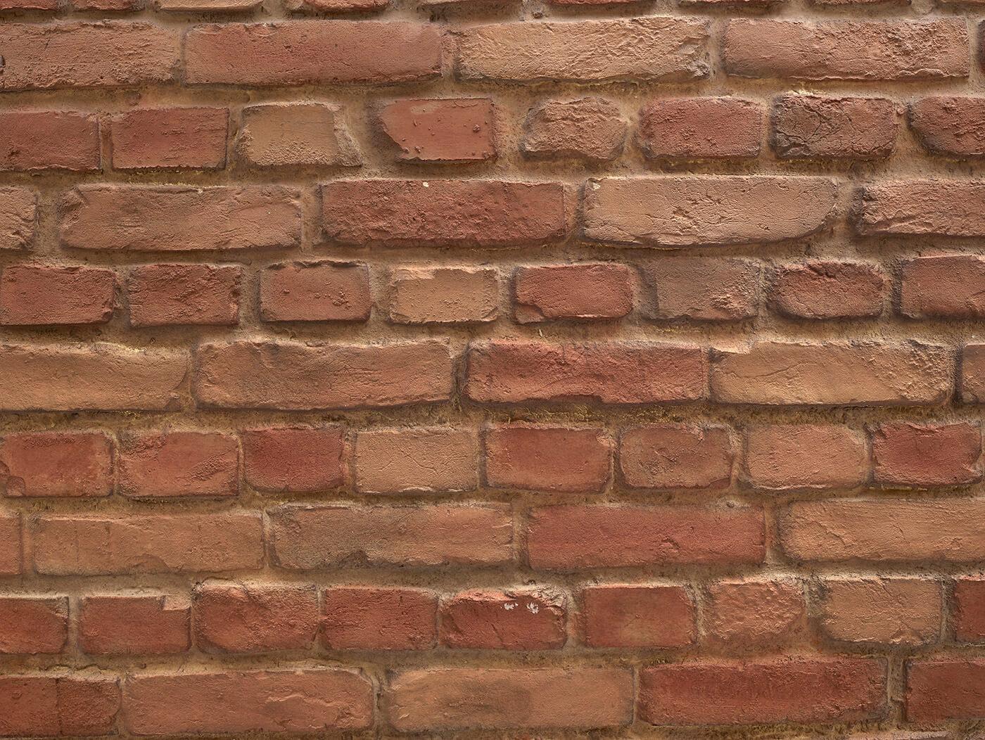 Solid Brick #Terracotta