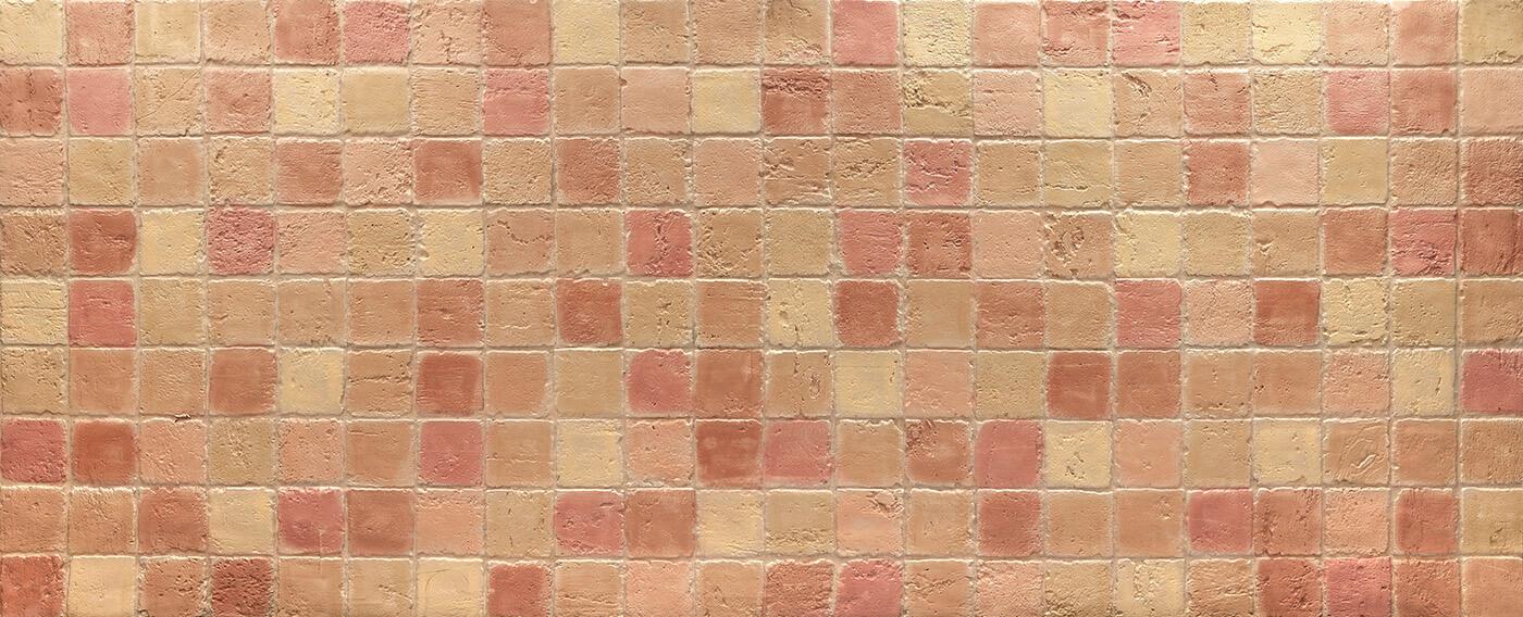 Ladrillo mosaico #multicolor