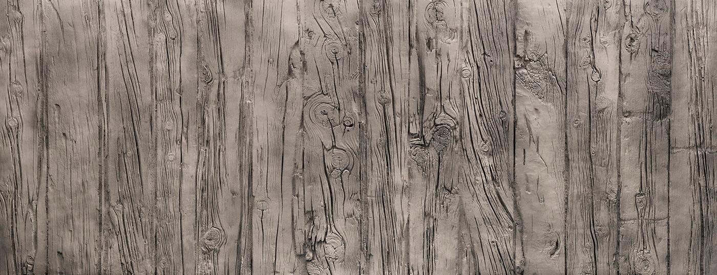 Vertical Wooden Sleepers #Ash