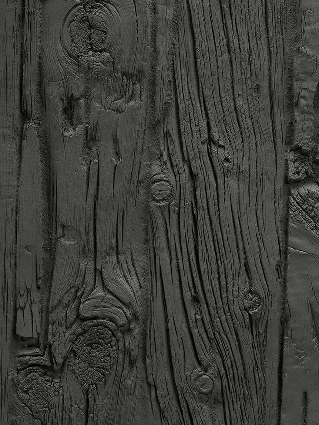 Madera traviesas vertical #negro