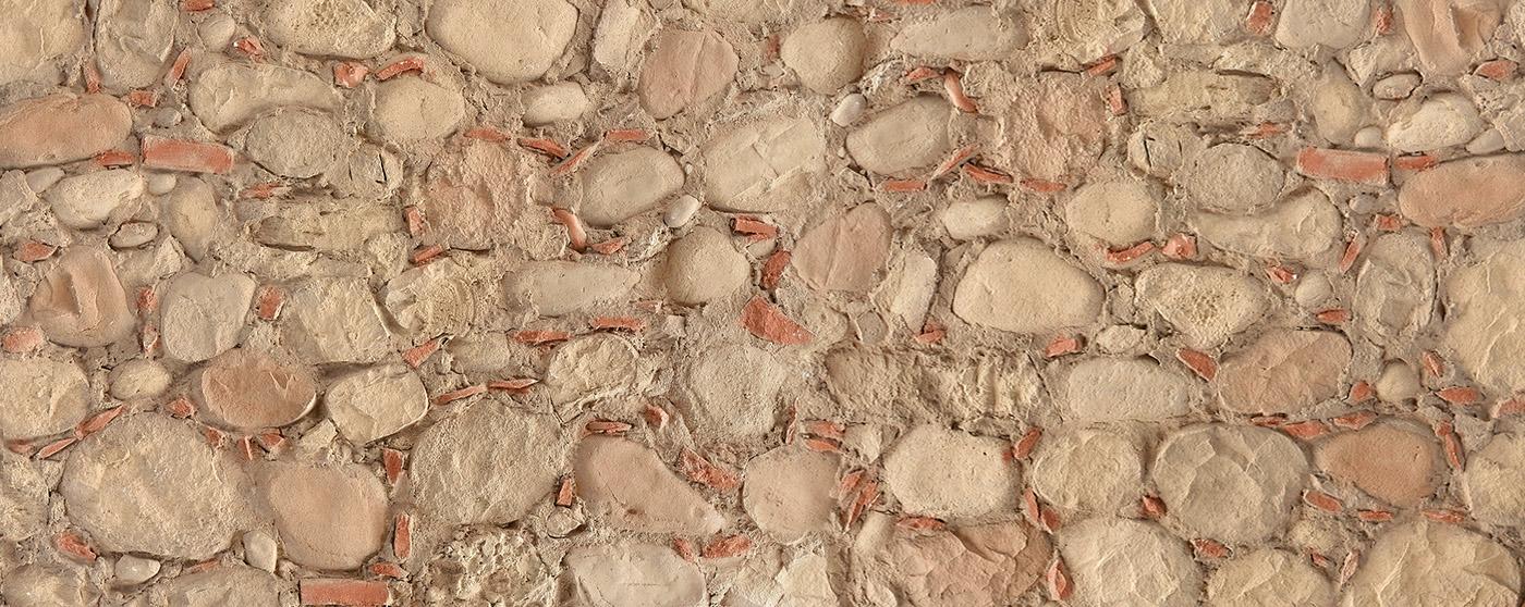 Piedra Cal y Canto #Natural