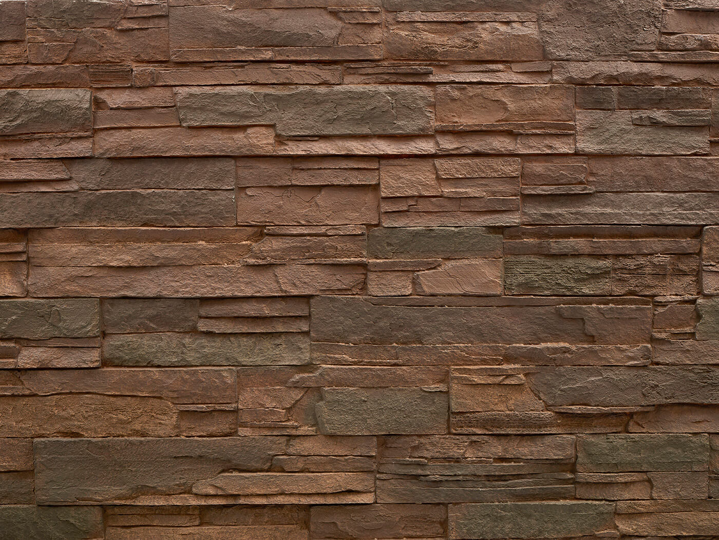 Stone-like strata #Brown