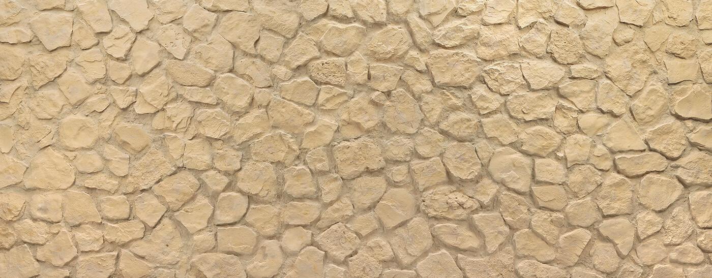 Flint Grey Joint Stone #White Castilian