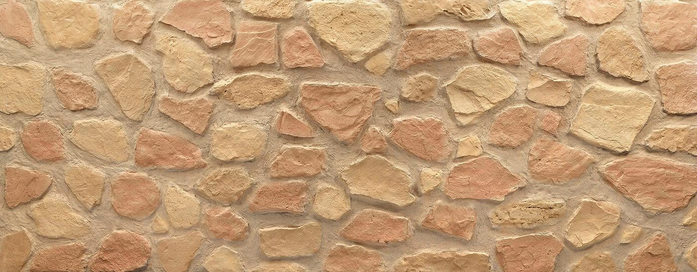 Piedra Nueva Mampostería #ocre