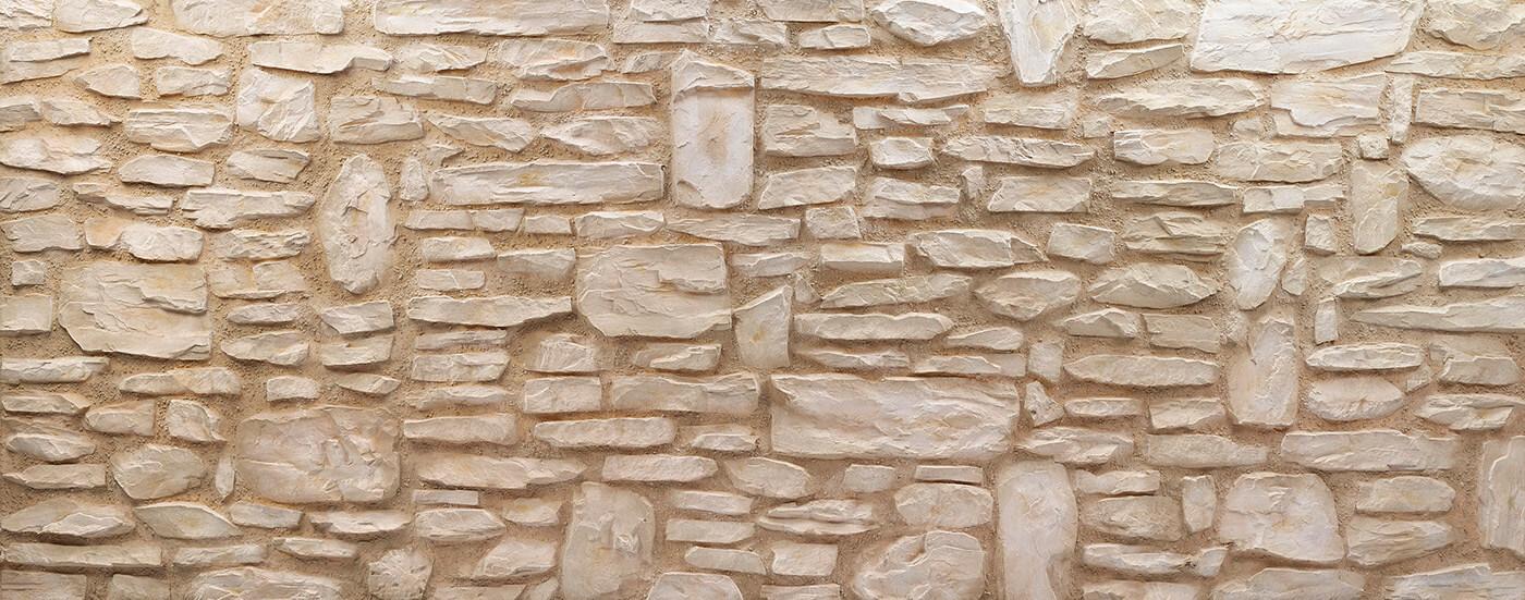 Piedra Rústica #blanco