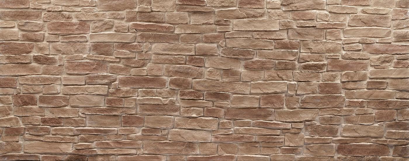 Piedra Sillarejo #marrón claro