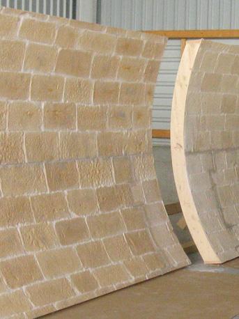 Reviste paredes y rincones especiales con paneles decorativos