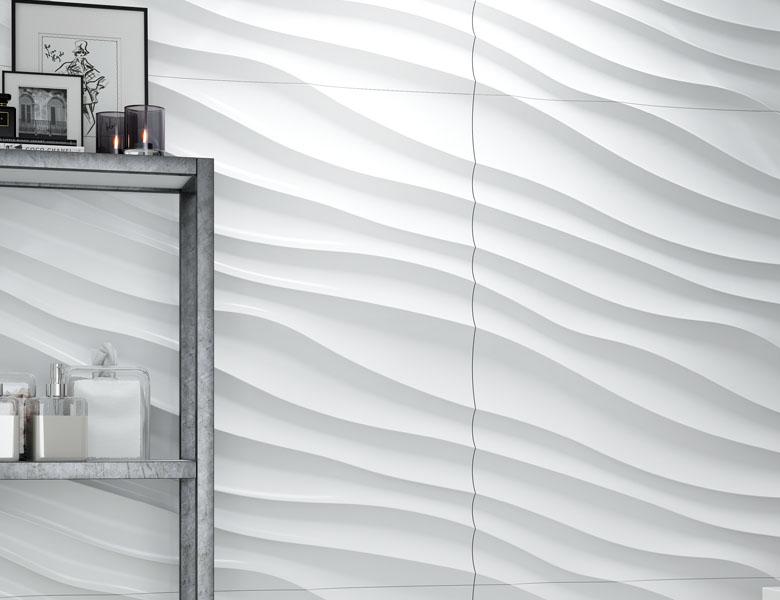 MSD 3D Wall baño