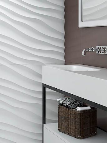 Paneles decorativos 3D y sensaciones únicas