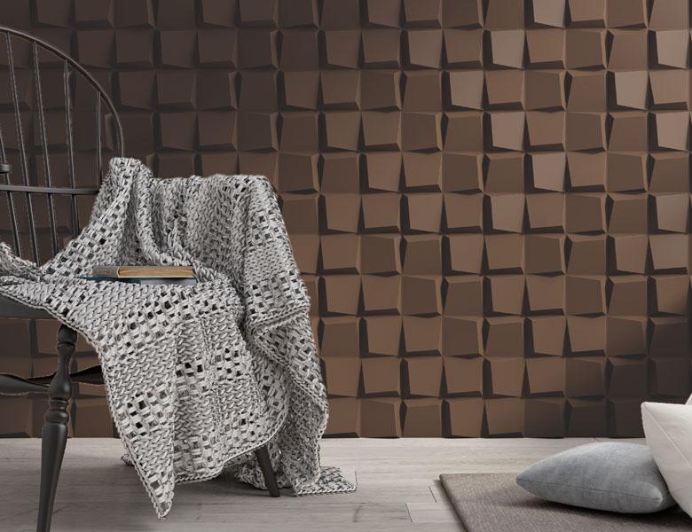MSD Paneles 3D Wall Komodo cacao