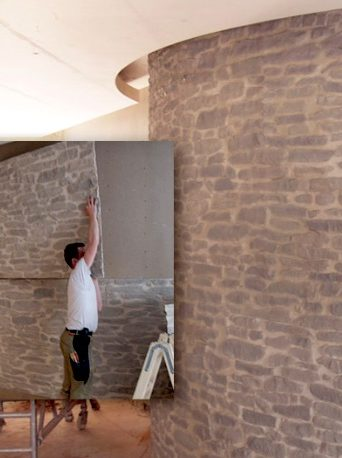 Stunning Curved Designs with Flexible Wall Panels