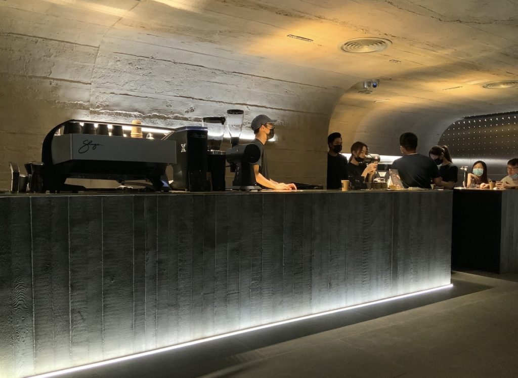 MSD Panels Stoneslikestones China Limitless Coffee Club Guanzhou