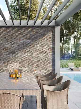 Best 3D Wall Panels for Your Dream Terrace
