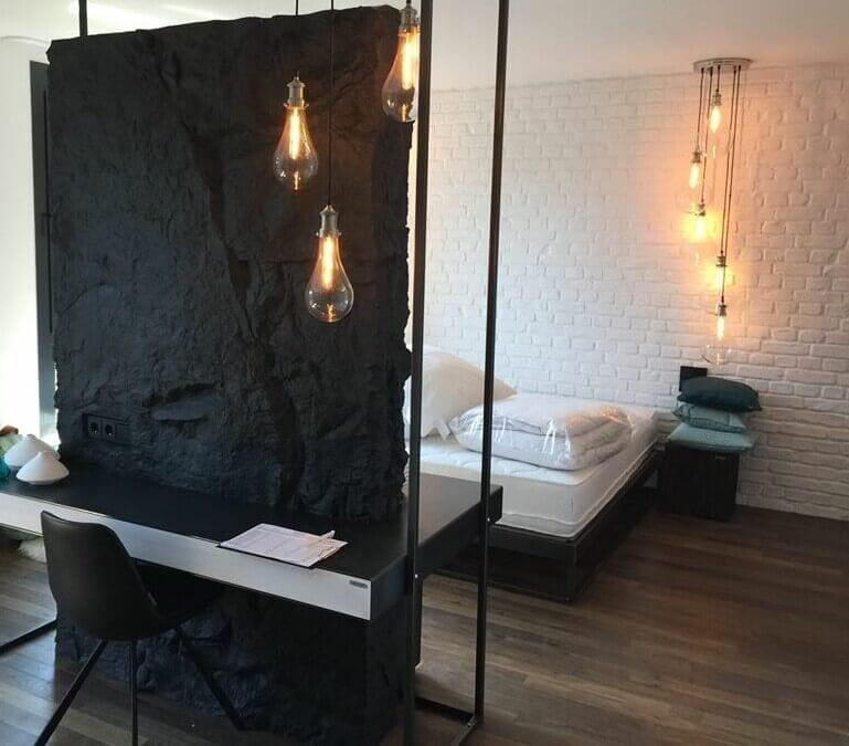 MSD by Muros - Residential-Black-Rock-Bedroom-Desk