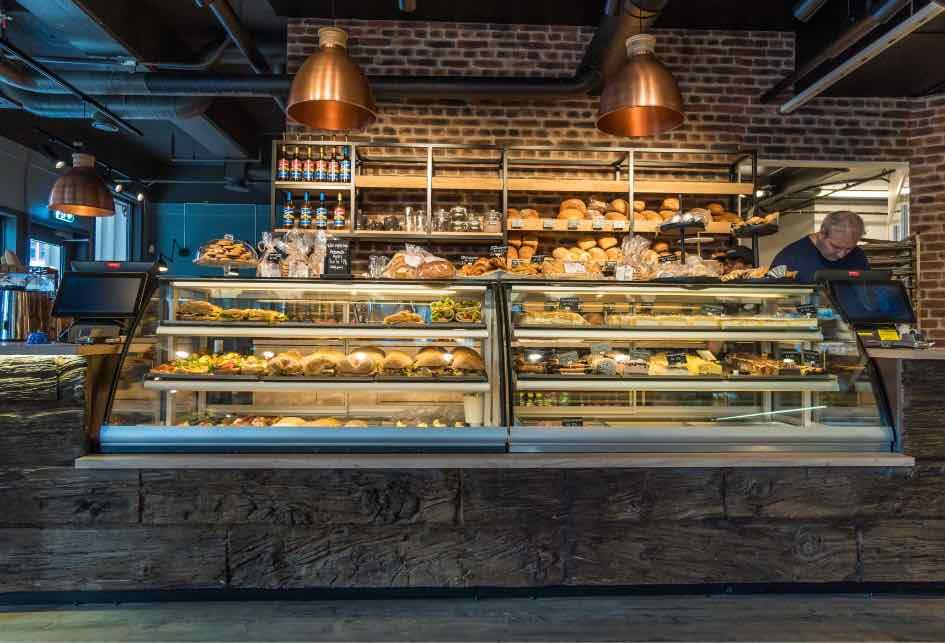MSD Panels Panaderia by NICHE ladrillo traviesas