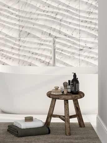 Paneles MSD 3D Wall: inspiración natural