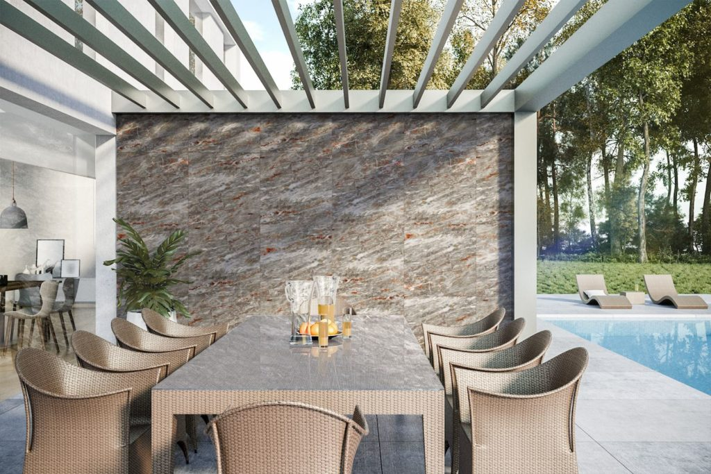 MSD Panels 3D Wall terraza