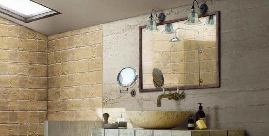 MSD Panels Realistic Wall piedra baño