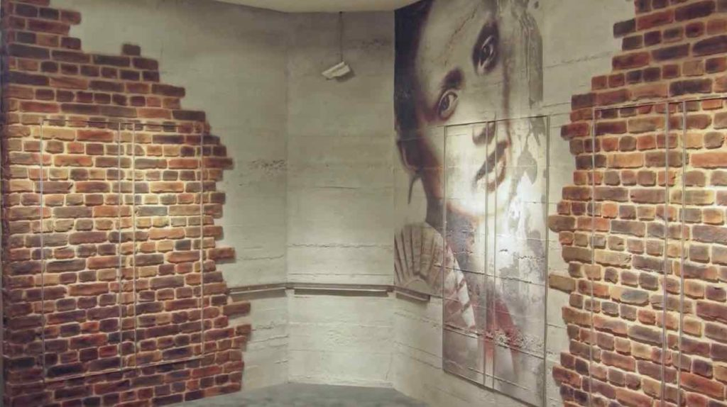 MSD Panels decorar paredes de ladrillo rojo
